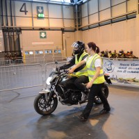 Get On at Motorcycle Live