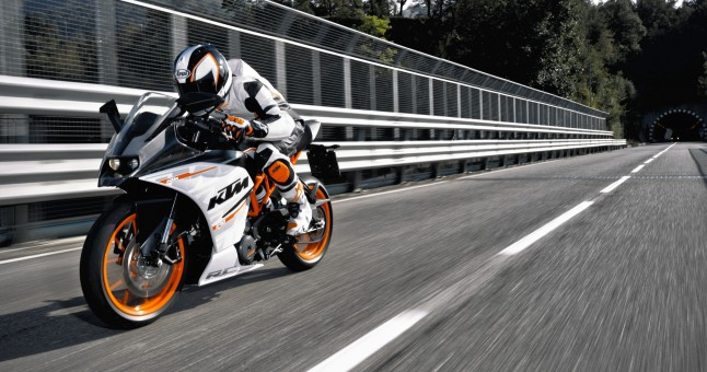 Private: WIN A 2015 KTM RC 390