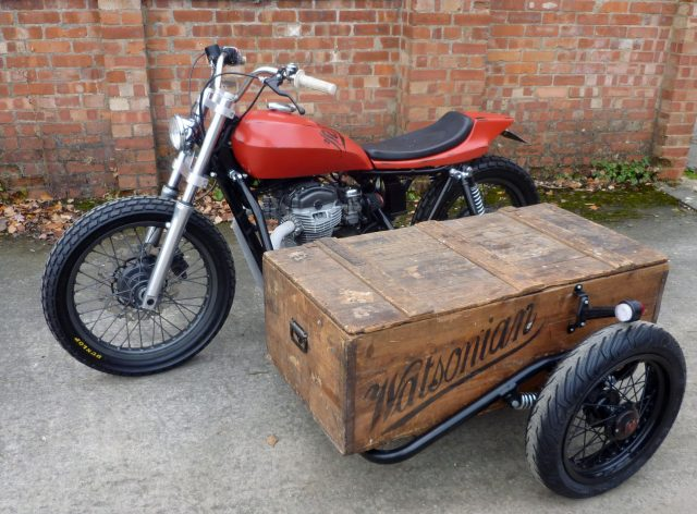 Watsonian Squire | Motorcycle Live 2019