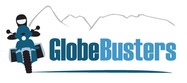GlobeBusters plain logo no exped