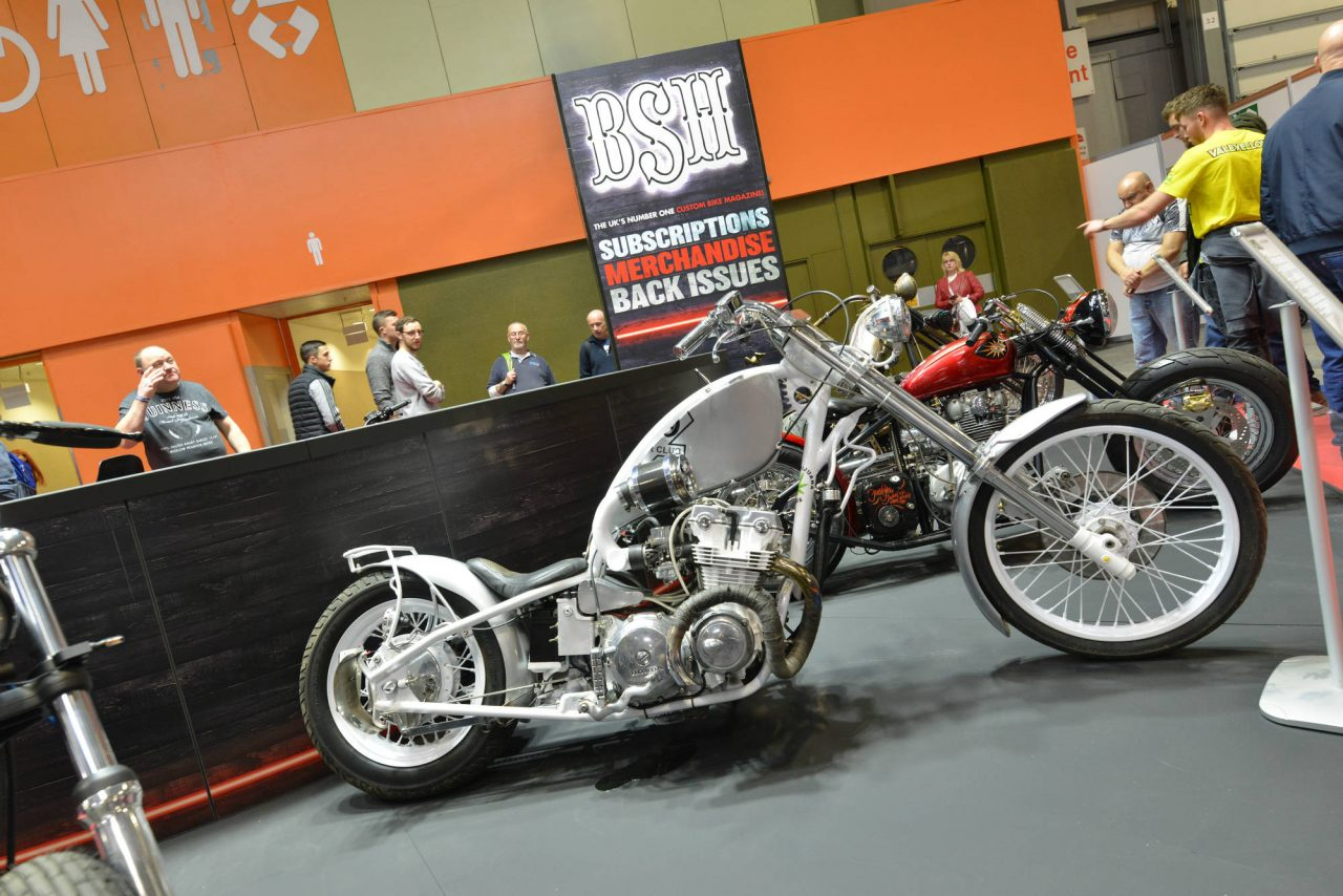 Custom Heroes Supported By Back Street Heroes Motorcycle Live 2019