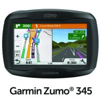zumo 395LM, standard view with US local screen, UNITED STATES