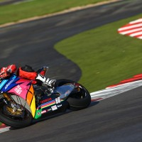 Honda celebrates Motorcycle Live with special-livery Fireblade at Silverstone BSB