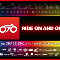 RIDE… on and off road at Motorcycle Live