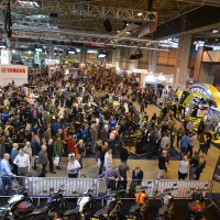 Revised 2015 dates for Motorcycle Live