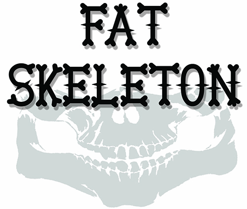 Fat Skeleton at Motorcycle Live
