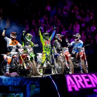 Freestyle motocross returns to Motorcycle Live
