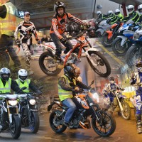 Six FREE opportunities to ride at Motorcycle Live