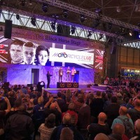 Motorcycle Live 2015 comes alive!